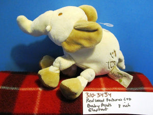 Redwood Ventures Ltd. Babybuds Elephant Beanbag Plush
