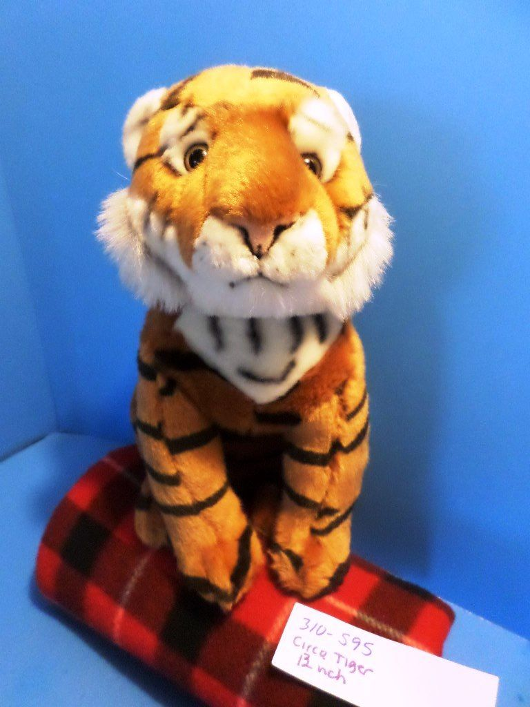 Circo Bengal Tiger Plush