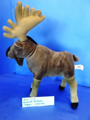 Wildlife Artists Moose Plush