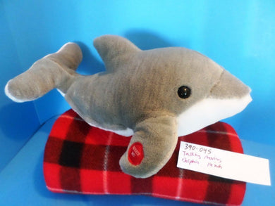 Sea World Talking Moving Dolphin Plush (390-045)