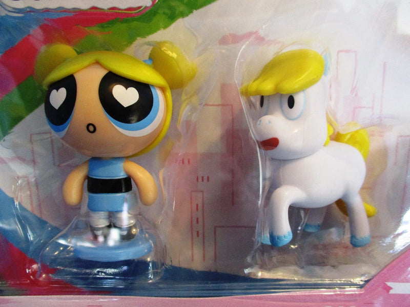 Spin Master Powerpuff Girls Bubbles Donny Action Doll Figurine