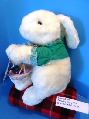 Target's Easter Peter Cottontail 1995 Plush