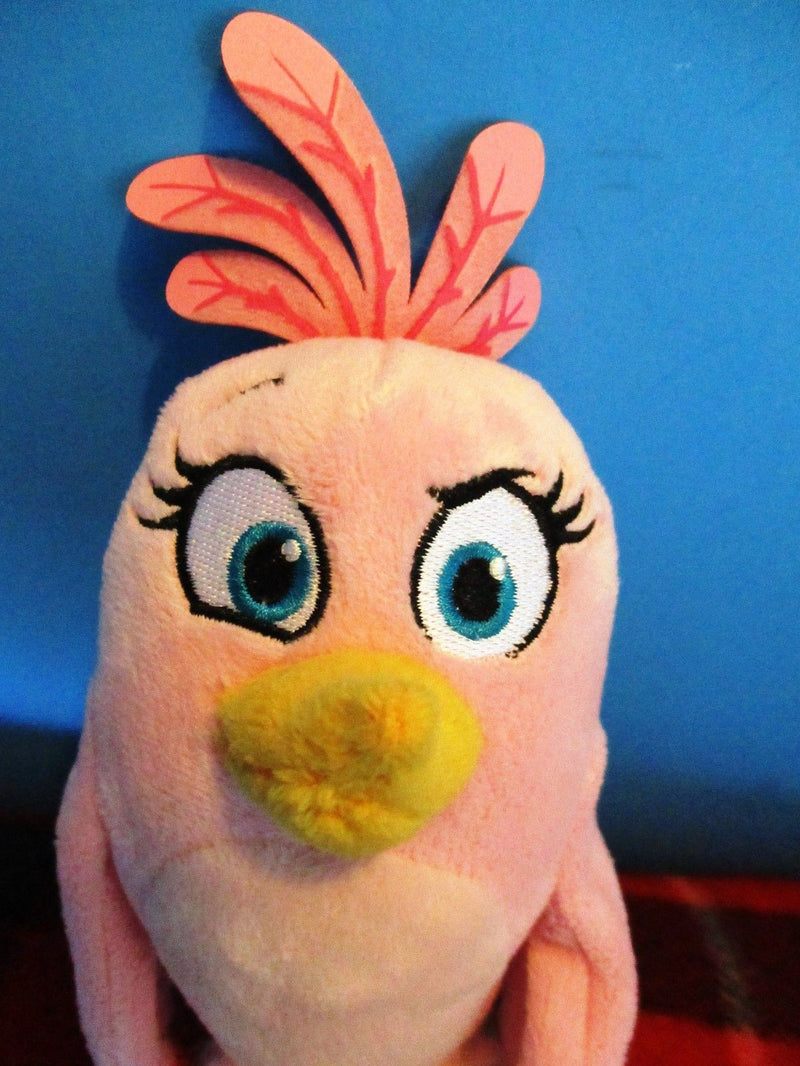 Commonwealth Rovio Angry Birds Slingshot Stella the Cockatoo 2015 Plush