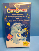 JAKKS Pacific Play Along Care Bears Bedtime Bear 2002 Plush and Movie