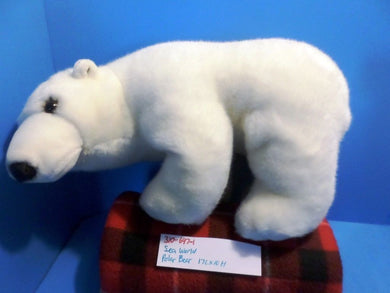 Sea World Polar Bear plush(310-697-1)