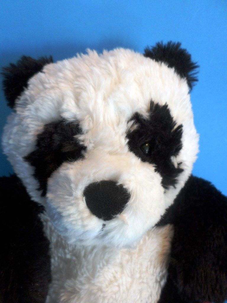 Kohl's Cares Nancy Tillman It's Time To Sleep My Love Panda Beanbag Plush