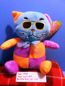Sugar Loaf Cat in Sunglasses 2013 Plush
