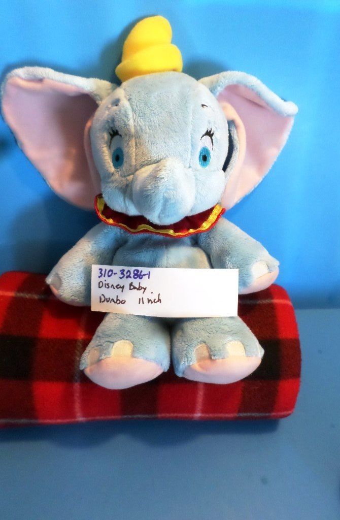 Disney Baby Dumbo Plush