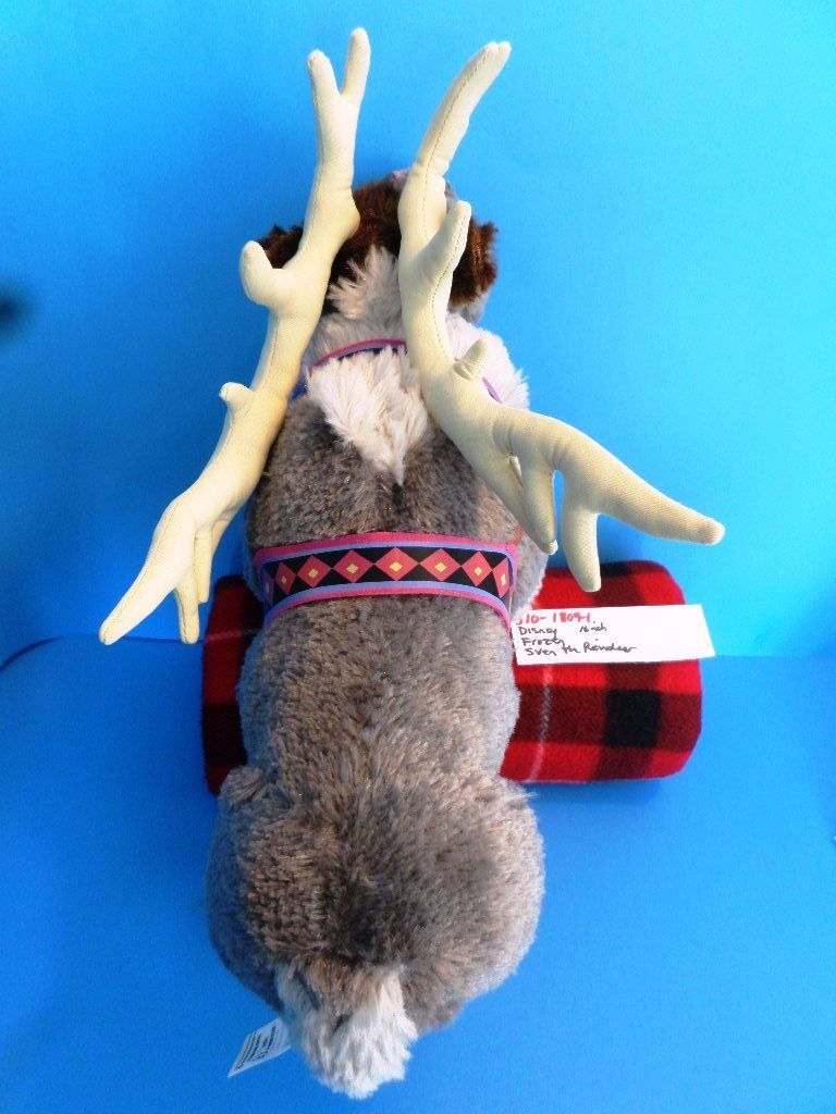 Disney Store Frozen Sven the Reindeer Plush