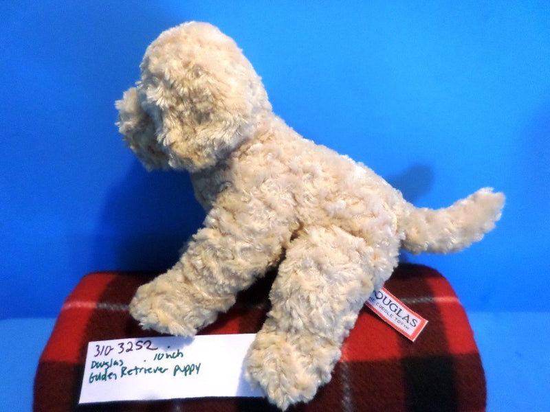 Douglas Thatcher Golden Retriever Dog Beanbag Plush