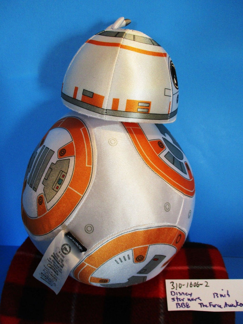 Disney Store Star Wars The Force Awakens BB8 Plush