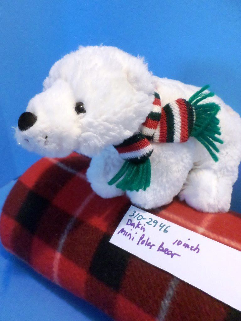 Dakin REPLICA Vintage 1991 Polar Bear Plush