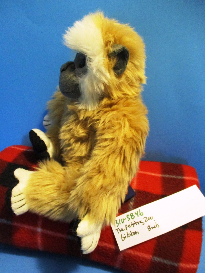 The Petting Zoo White Handed Gibbon Plush