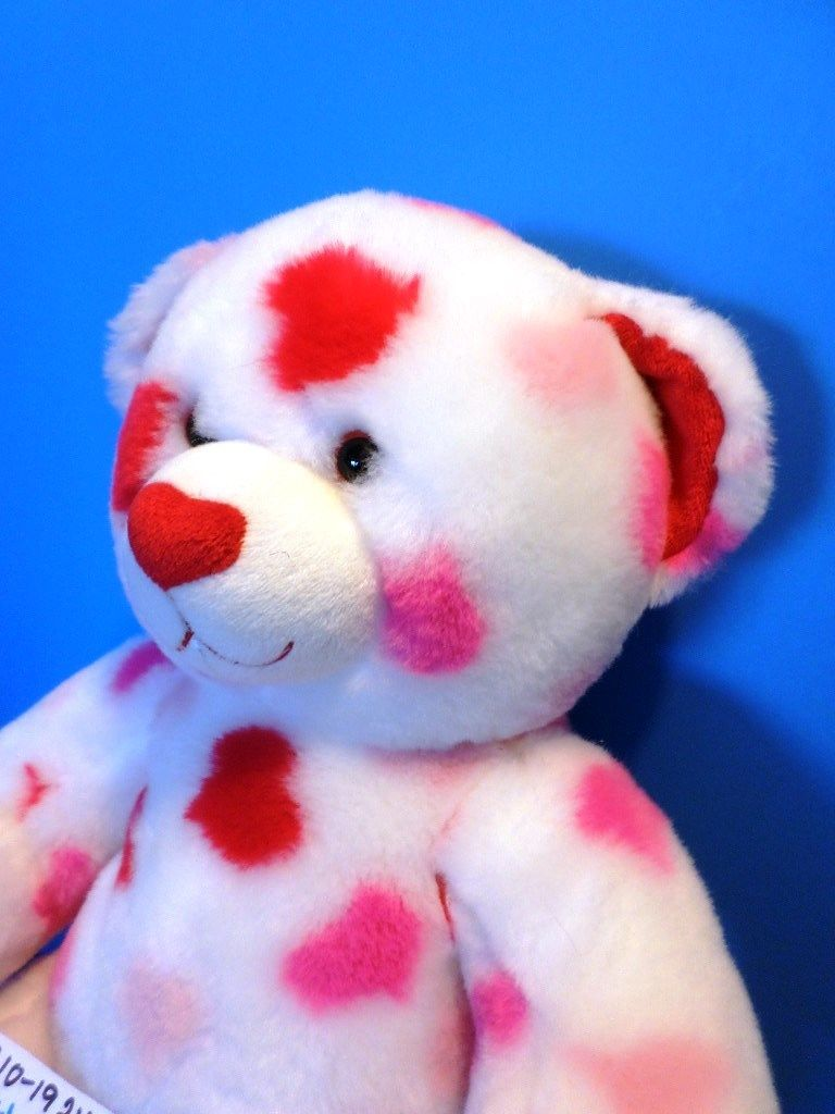 Build-A-Bear Valentines Heart Teddy Bear Plush