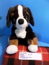 IKEA Happig Bernese Mountain Dog Plush
