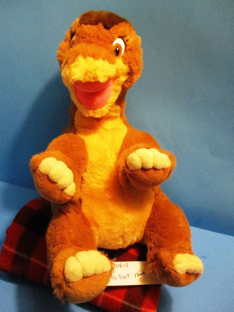 Gund The land Before Time Little Foot 1985 Plush