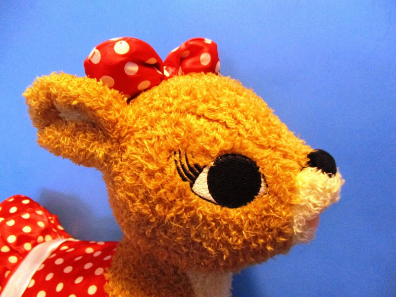 Build-A-Bear Reindeer Clarice Talking Plush