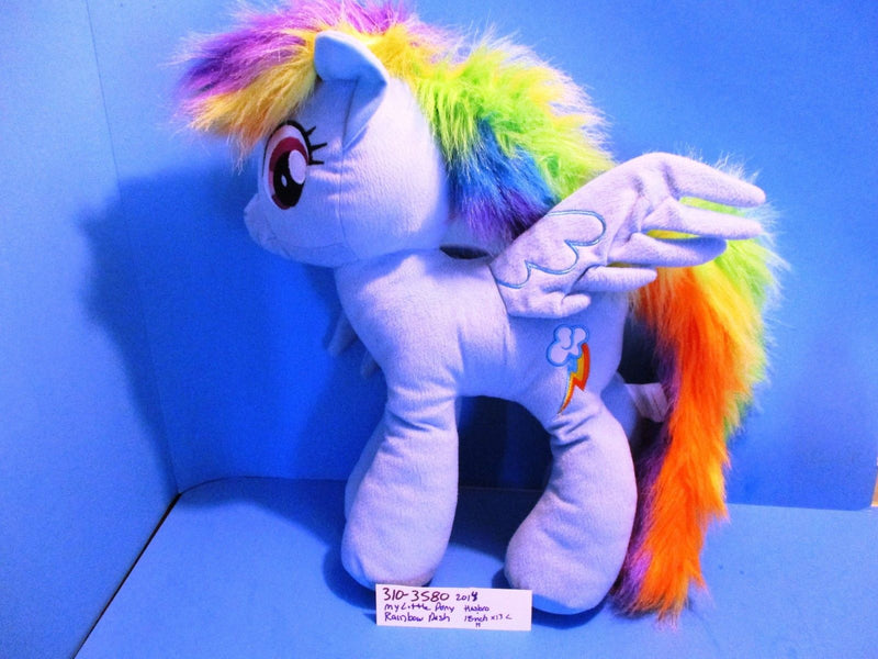 Hasbro My Little Pony Rainbow Dash 2015 Plush