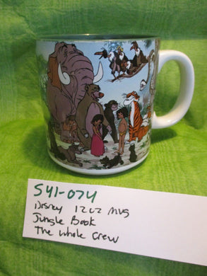 Disney Jungle Book Mug Cup 12 ounce(541-074)