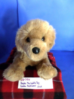 Douglas The Cuddle Toy Co. Golden Retriever Plush