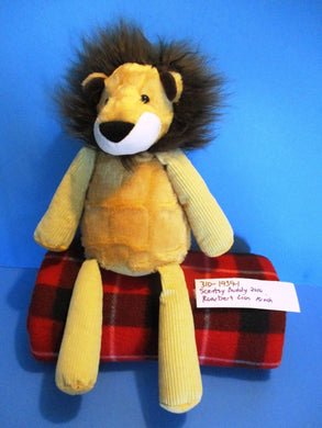 Scentsy Buddy Roarbert the Lion 2010 plush(310-1939-1)