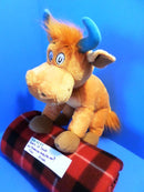 Kohl's Cares Dr. Seuss Mr. Brown Can Moo, Can You Cow Plush and Book