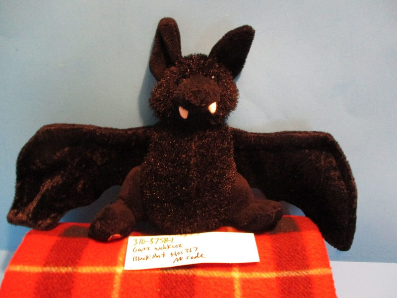 Ganz Webkinz Black Bat HM367 Plush (No Code)