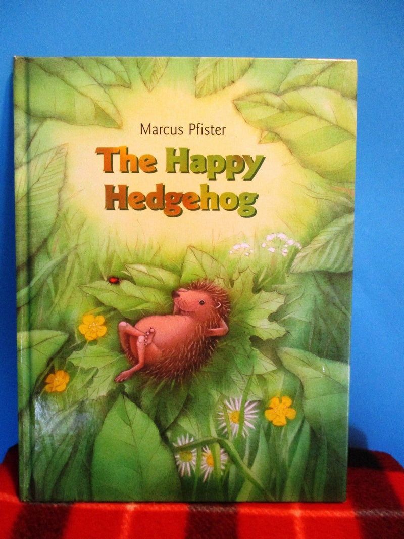Kohl's Cares The Happy Hedgehog Plush and Book