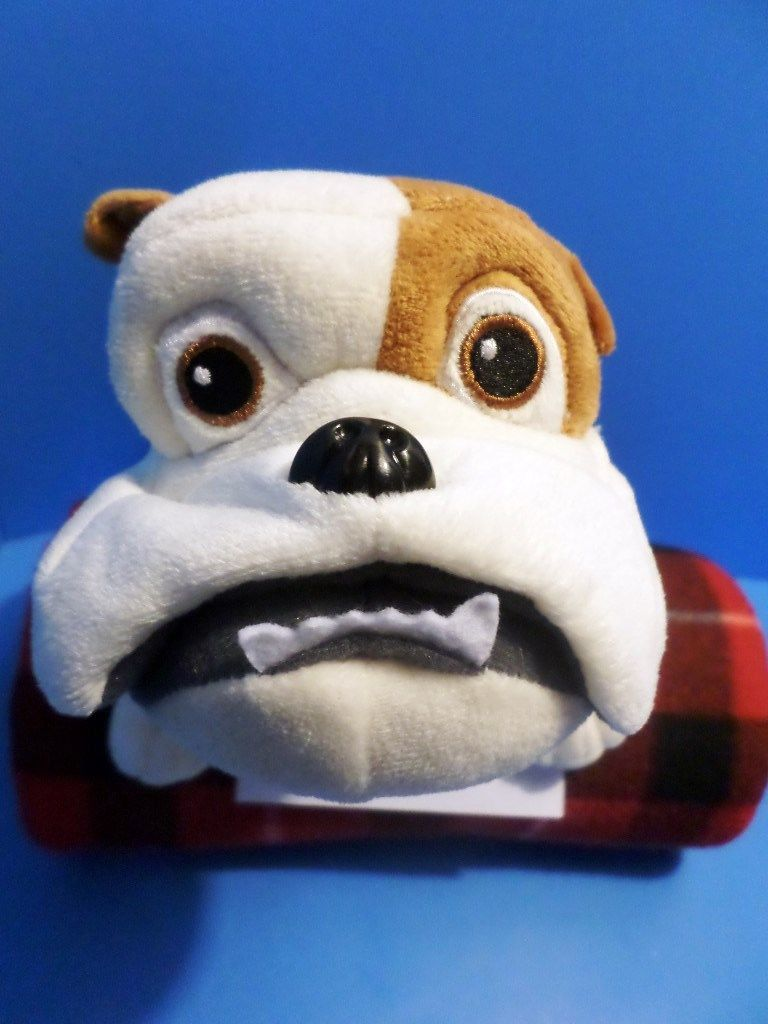 Kohl's Cares Disney Rio Luiz the Old English Bulldog 2014 Plush