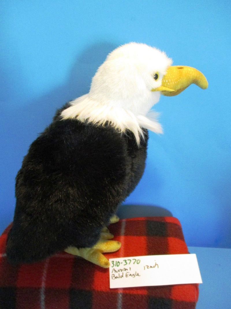 Aurora Bald Eagle Plush