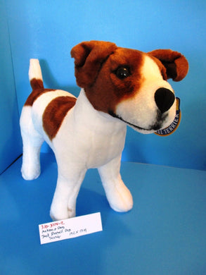Melissa and Doug Jack Russell Terrier Plush