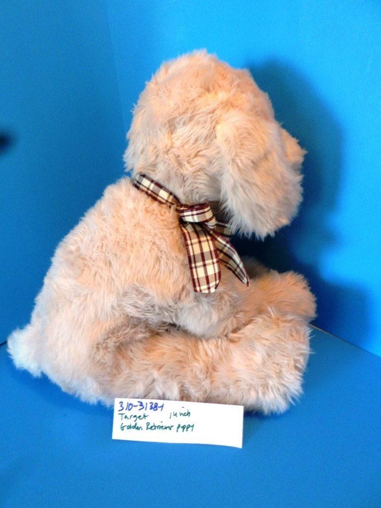 Target Golden Retriever Puppy Dog Plush