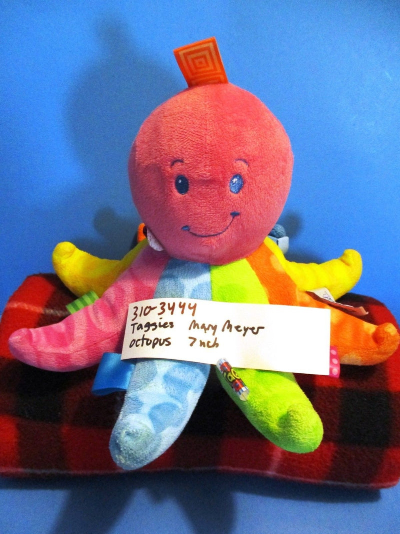 Mary Meyer Baby Taggies Octopus Plush