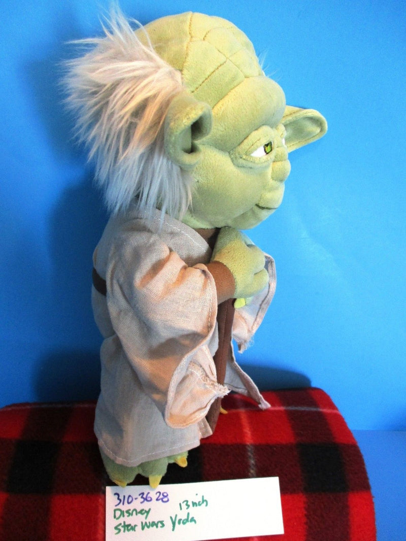 Disney Store Star Wars Yoda Plush