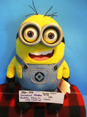 Universal Studios Despicable Me 2 Talking Minion Dave