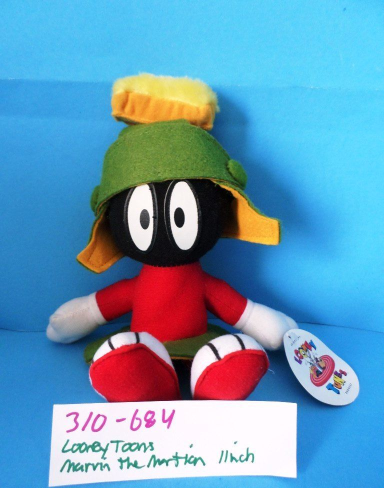 ACE Looney Tunes Marvin the Martian Plush