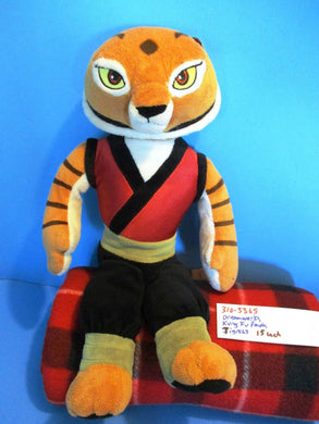DreamWorks Kung Fu Panda Tigress Plush