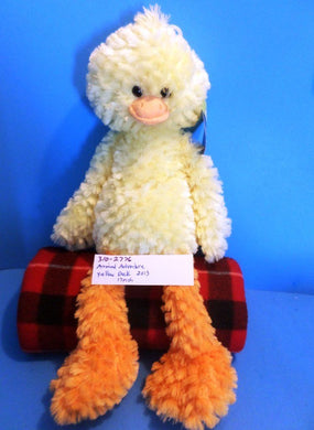 Animal Adventure Yellow Duck 2013 Plush