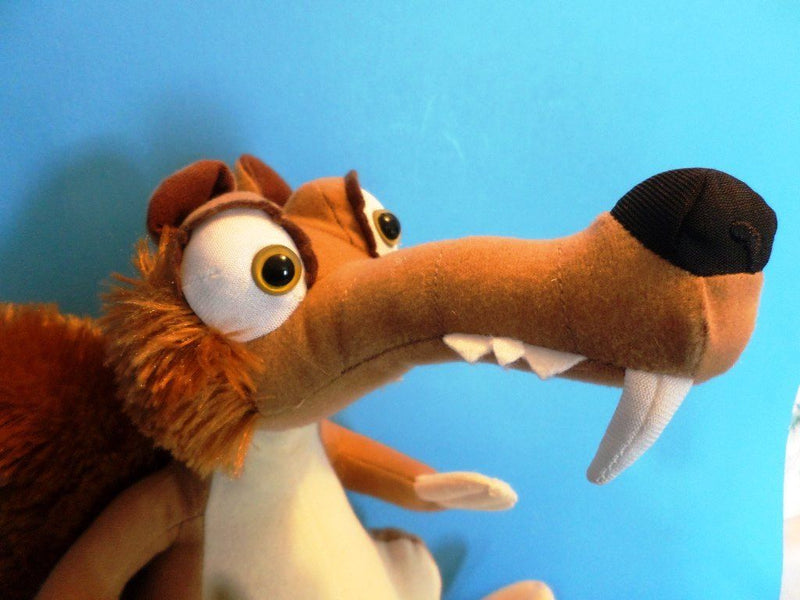 Toy Factory Ice Age Continental Drift Scrat the Squirrel Plush