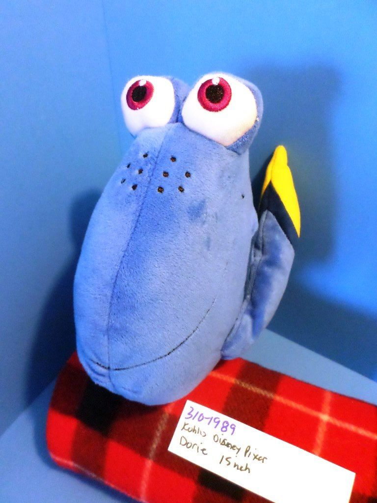 Kohl's Cares Finding Nemo Dory Plush