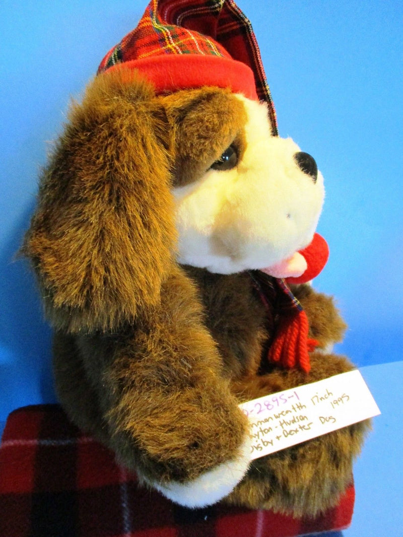 Commonwealth Dayton-Hudson Digby Dog 1995 Plush