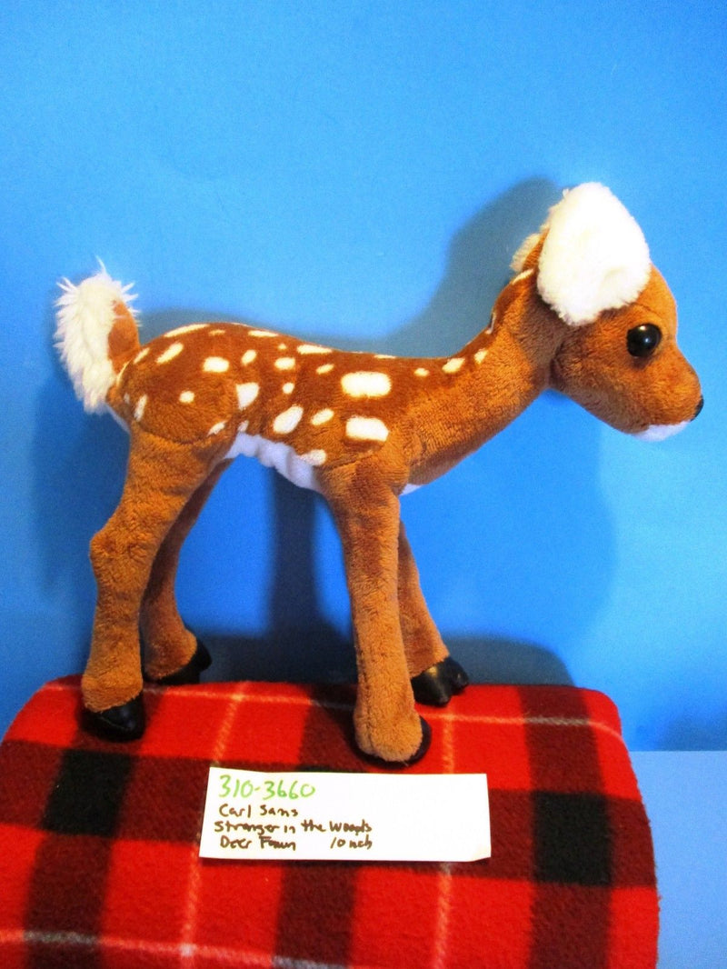 Carl Sams Stranger in the Woods Bendable Deer Fawn Plush