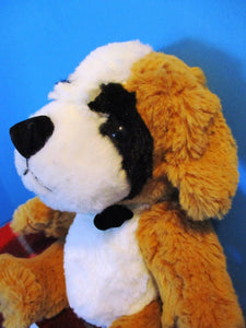Steven Smith Saint Bernard Plush
