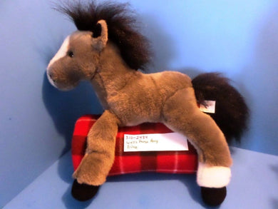 Wells Fargo Pony Prince the Grey Horse 2006 plush(310-2434)