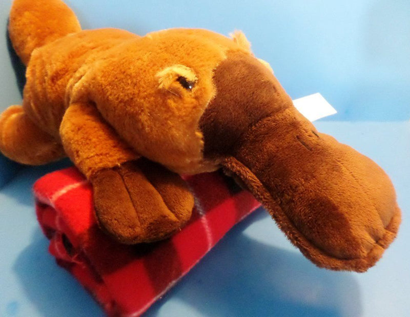 Australian Design Brown Platypus Plush
