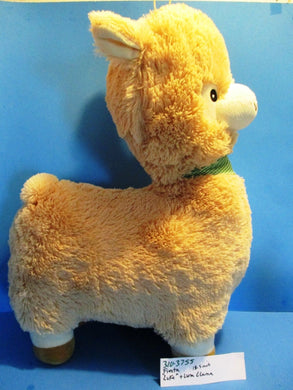 Fiesta Luke the Tan Llama plush(310-3755)