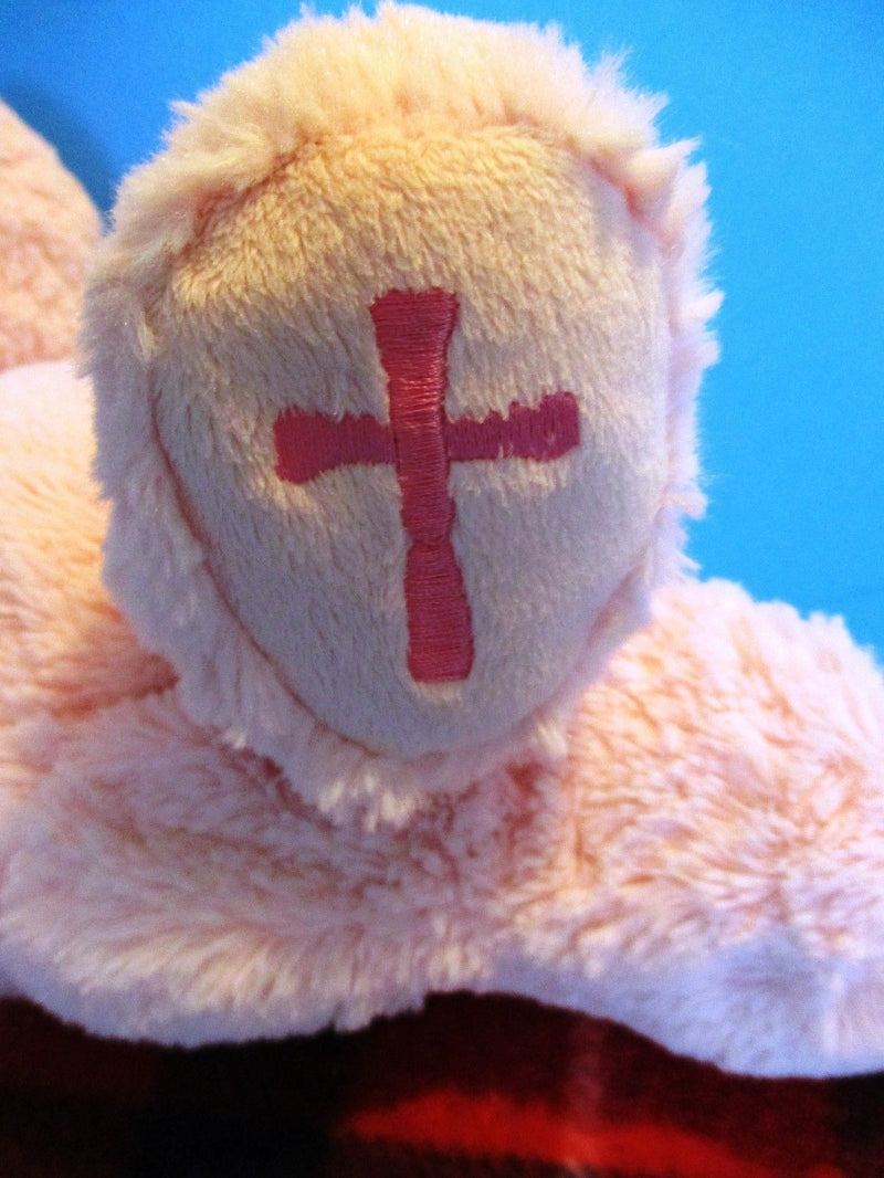 Baby Ganz Pink Blessings Teddy Bear Plush