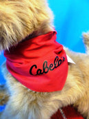 Douglas Cabela's Bella the Golden Retriever Dog Beanbag Plush