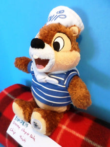"Disney Chip N Dale ""Chip"" Bean Bag Plush (310-2815)"