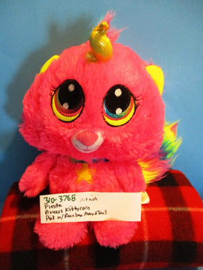 Fiesta Princess Pink Kittycorn 2017 plush(310-3768)